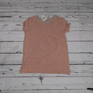 Free People Fairy Tail pink shirt size m